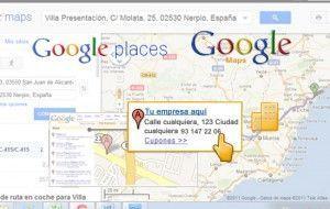 registrar una empresa en Google Maps