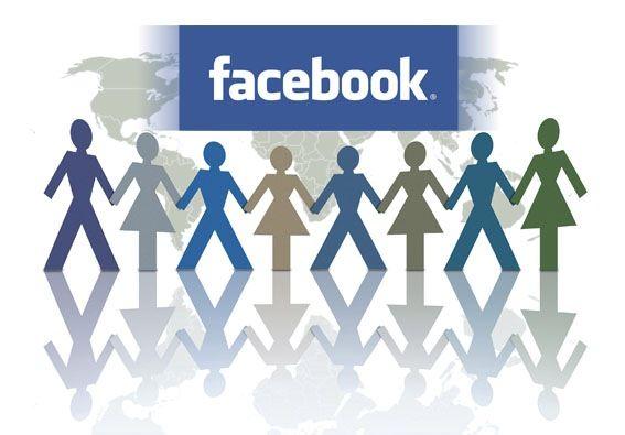 Impacto de Facebook sobre la socie