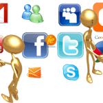 Las redes sociales para la promoción en línea