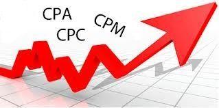 cpc cpa cpm